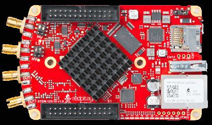 The Red Pitaya Board